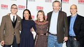 The Other Place – opening night – Sharr White - Laurie Metcalf - Zoe Perry - Daniel Stern - John Schiappa