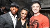 Caissie Levy Album Release- Leslie Odom, Jr - Nicolette Robinson -David Are