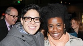 Cat on a Hot Tin Roof – opening – George Salazar – Uzo Aduba