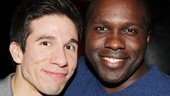Hardbody star Jon Rua catches up with his former In the Heights co-star, Tony nominee Joshua Henry.