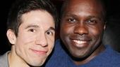 Hardbody star Jon Rua catches up with his former In the Heights co-star, Tony nominee Joshua Henry.