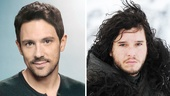 Steve Kazee as Jon Snow