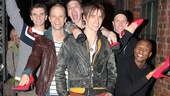 Kinky Boots- Charlie Sutton- Kyle Post- Joey Taranto- Reeve Carney- Paul Canaan -Kevin Smith Kirkwood