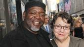 The Assembled Parties – Opening Night – Chuck Cooper – Deborah Brevoort