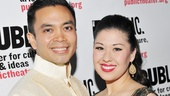 'Here Lies Love' Opening — Jose Llana — Ruthie Ann Miles
