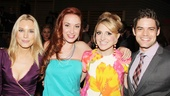 2013 Audience Choice Awards- Imogen Lloyd Webber- Sierra Boggess- Annaleigh Ashford- Jeremy Jordan