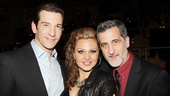 2013 Audience Choice Awards- Andy Karl- Orfeh- Bill Berloni