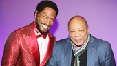 Quincy Jones at 'Motown' — Bryan Terrell Clark — Quincy Jones