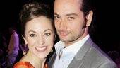 2013 Drama League Awards Luncheon — Laura Osnes — Constantine Maroulis