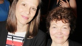 2013 Drama League Awards Luncheon — Amy Morton — Tina Packer