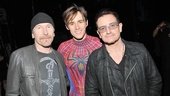 Spider-Man - 1000th Performance - The Edge - Reeve Carney - Bono