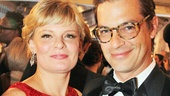 Tony Red Carpet- Martha Plimpton- Todd Owens