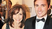 Tony Red Carpet- Sally Field- Samuel H. Greisman