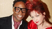 2013 Tony Awards Winner's Circle - Billy Porter - Cyndi Lauper