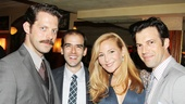 The Explorers Club – Opening Night – David Furr – Marc Bruni – Jennifer Westfeldt – Lorenzo Pisoni