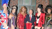Kinky Boots- Kyle Post-Robert Pendilla-  Billy Porter- Mayor Mike Bloomberg- Charlie Sutton – Kyle Taylor Parker