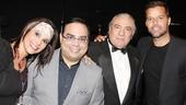 Forever Tango- Alexandra Malagon- Gilberto Santa Rosa- Luis Bravo-  Ricky Martin