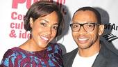 'Love's Labour's Lost' Opening — De'Adre Aziza — Derrick Baskin