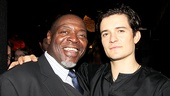 Romeo and Juliet – Opening Night – Chuck Cooper – Orlando Bloom