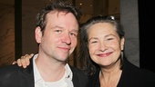 'The Glass Menagerie' Opening — Dallas Roberts — Cherry Jones