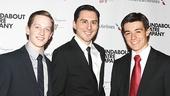 The Winslow Boy – Opening Night – Spencer Davis Milford – Stephen Pilkington – Ryan Quigley