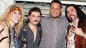 Rock of Ages – Miguel Cabrera Visit – Joey Calveri – Genson Blimline – Miguel Cabrera - Adam Dannheisser