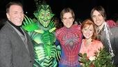 Spider-Man – Final Performance – Patrick Page – Robert Cuccioli – Justin Matthew Sargent – Rebecca Faulkenberry – Reeve Carney