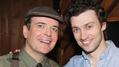 Co-stars Jefferson Mays & Bryce Pinkham
