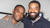 All The Way - Meet and Greet - William Jackson Harper - Eric Lenox Abrams