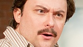 Kirk Gostkowski as Eddie & Deven Anderson as Mickey in Hurlyburly