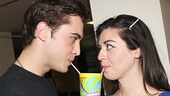 Heathers - Meet and Greet - OP - Ryan McCartan - Barrett Wilbert Weed