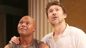 Antony and Cleopatra - Show Photos - PS - Chivas Michael - Jonathan Cake