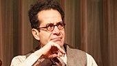 Tony Shalhoub as George S. Kaufman & Santino Fontana as Moss Hart in Act One
