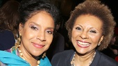 Lady Day – Opening – OP – 4/14/14 – Phylicia Rashad - Leslie Uggams