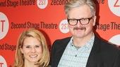 Broadway husband-and-wife duo Celia Keenan-Bolger and John Ellison Conlee.