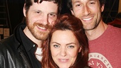 The Last Ship - Meet & Greet - OP - 4/14 - Michael Esper - Rachel Tucker - Aaron Lazar