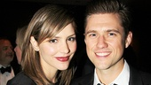 Katharine McPhee and Aaron Tveit.