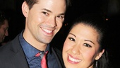 Here Lies Love - Opening - OP - 5/14 - Andrew Rannells - Ruthie Ann Miles