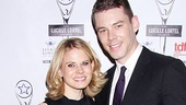 The Glass Menagerie co-stars and Tony nominees Celia Keenan-Bolger & Brian J. Smith head downtown for the starry celebration.