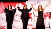 Angelica Vale, Angelica Maria & Kate del Castillo in Los Monólogos de la Vagina