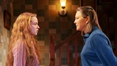Morgan Saylor as Penny & Cherry Jones as Agnes in When We Were Young and Unafraid.