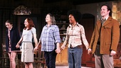 When We Were Young and Unafraid - Opening - OP - 6/14 - Morgan Saylor - Zoe Kazan - Cherry Jones - Cherise Boothe - Patch Darragh