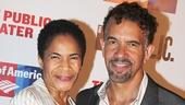 Public Theater Gala - 2014 - OP - 6/14 - Allyson Tucker - Brian Stokes Mitchell
