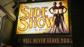 Side Show - First Preview - 10/14 - Art
