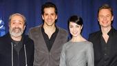 An American in Paris - Meet the Press - 2/15 -  Craig Lucas - Robert Fairchild - Leanne Cope  - Christopher Wheeldon