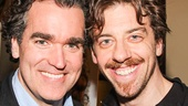Something Rotten - Meet the Press - 2/15 -Brian d'Arcy James - Christian Borle