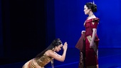 The King and I - Show Photos - 4/15 - Ashley Park - Ruthie Ann Miles The King and I - Show Photos - 4/15 -