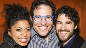 Hedwig and the Angry Inch - Meet The Press - 4/15 - Rebecca Naomi Jones - Darren Criss - Michael Mayer
