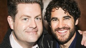Hedwig and the Angry Inch - Meet The Press - 4/15 - Paul Wontorek - Darren Criss