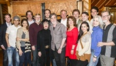 The Visit - Recording - 4/15 - cast